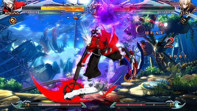blazblue chrono phantasma extend 1