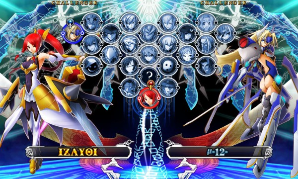 blazblue chrono phantasma extend 2