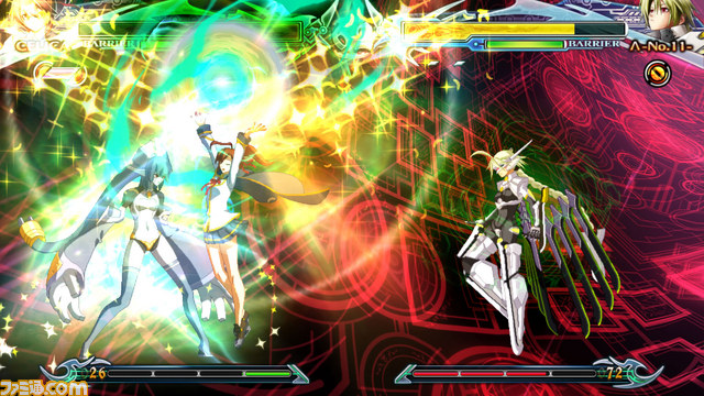 blazblue chrono phantasma extend 5