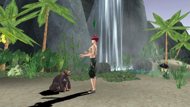 the sims 2 island stories