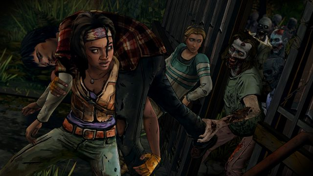 The Walking Dead: Michonne – Give No Shelter – Recensione 13