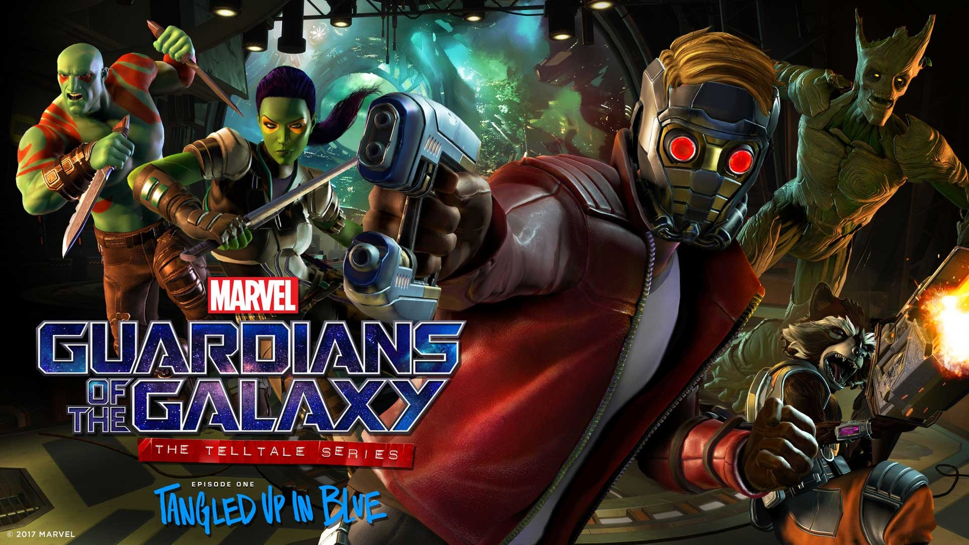Guardians of the Galaxy Episode 1