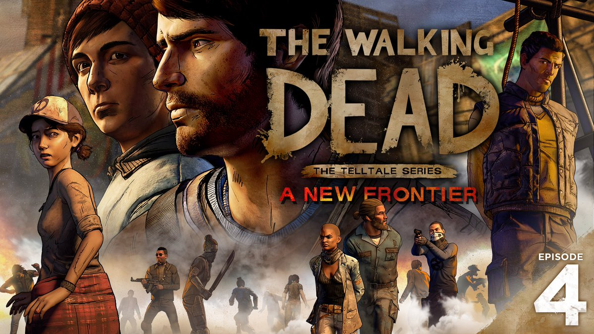The Walking Dead: A New Frontier - Thicker Than Water