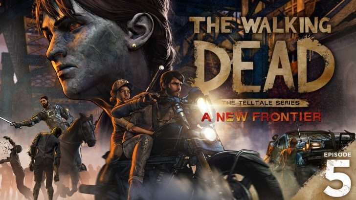 The Walking Dead: A New Frontier - From The Gallows
