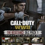 Call of Duty WWII - The Resistance DLC